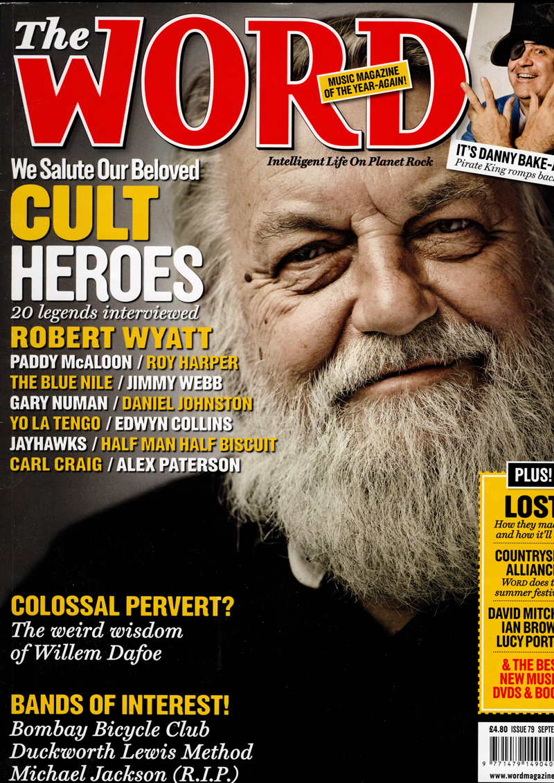 Captain Bob The Word Issue 79 September 2009 Une